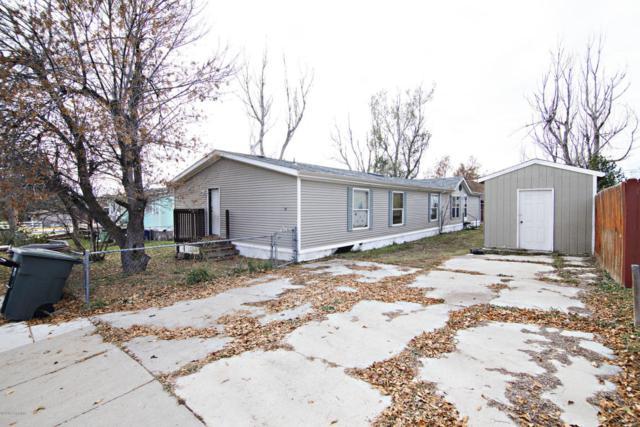 903 N Fir Ave -, Gillette, WY 82716 (MLS #18-1597) :: 411 Properties