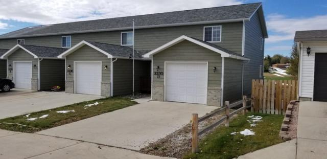 3330 Georgia Cir D -, Gillette, WY 82716 (MLS #18-1633) :: 411 Properties
