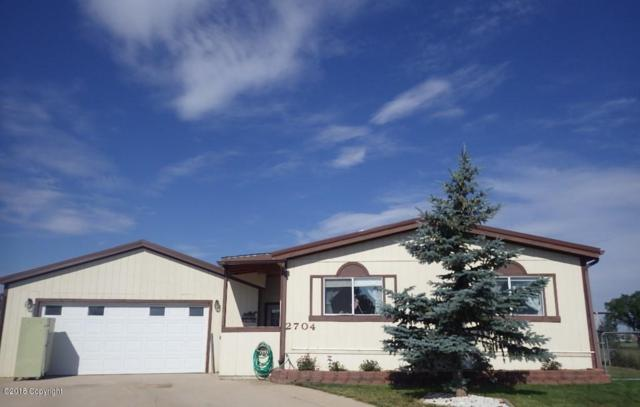 2704 Sammye Ave -, Gillette, WY 82718 (MLS #18-1690) :: 411 Properties