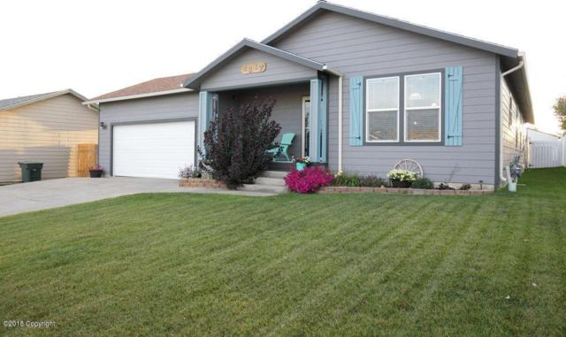 1617 Pathfinder Cir -, Gillette, WY 82716 (MLS #18-1696) :: 411 Properties