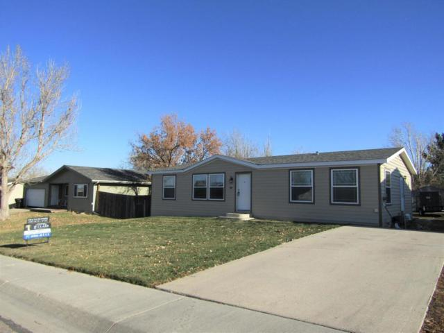 404 Sandcreek Cir -, Wright, WY 82732 (MLS #18-1697) :: 411 Properties