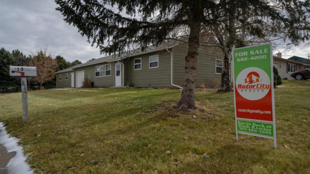 1300 E 8th St -, Gillette, WY 82716 (MLS #18-1731) :: Team Properties
