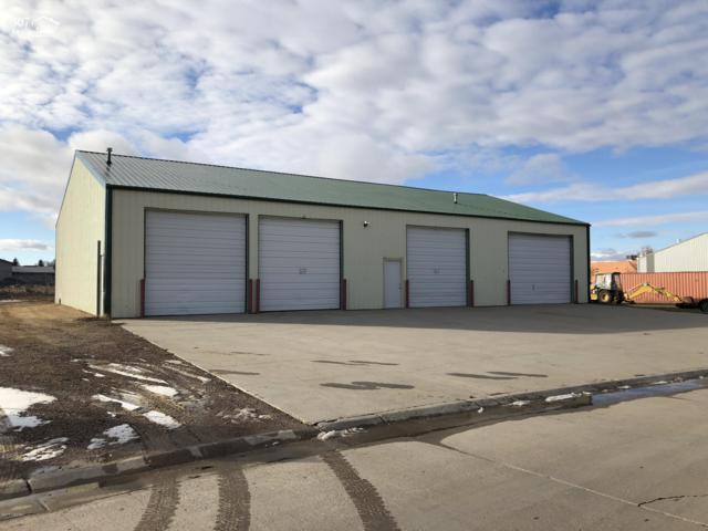 601 Commercial Dr -, Gillette, WY 82716 (MLS #18-1776) :: Team Properties