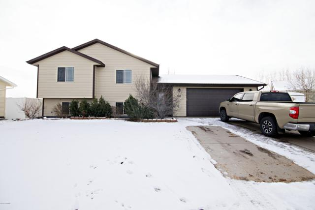 503 Weatherby Dr -, Gillette, WY 82718 (MLS #18-1786) :: 411 Properties