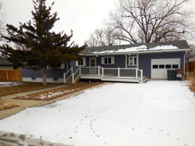 407 Hunt Ave -, Gillette, WY 82716 (MLS #18-1788) :: Team Properties