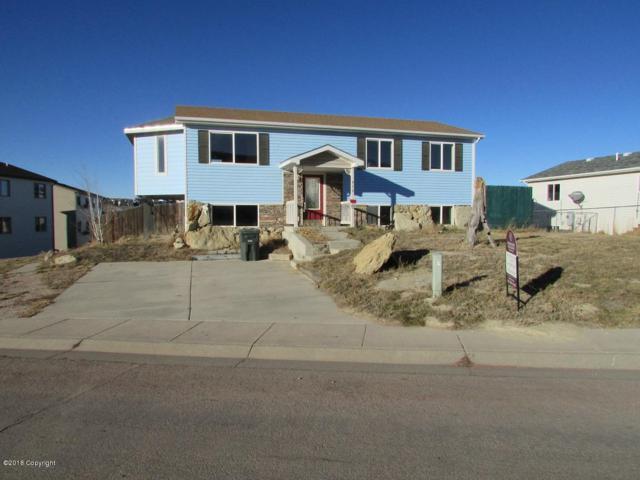 430 Oregon Ave -, Gillette, WY 82718 (MLS #18-1814) :: Team Properties