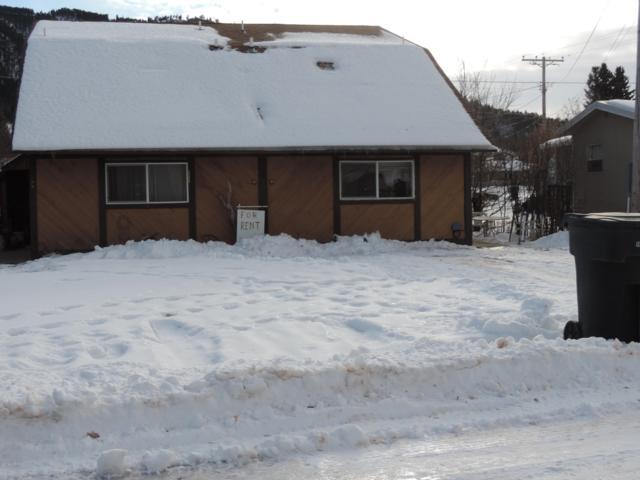 106 & 108 Ryan Street E, Sundance, WY 82729 (MLS #18-1815) :: Team Properties