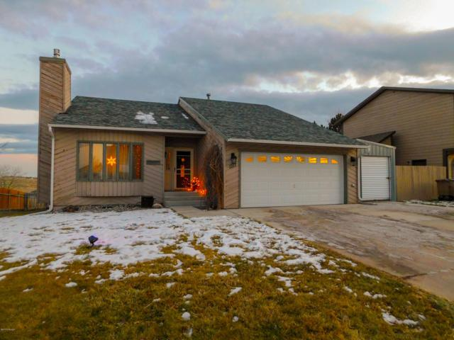 1311 Overdale Dr -, Gillette, WY 82718 (MLS #18-1816) :: Team Properties