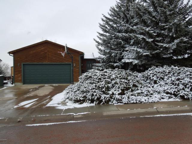 1013 Clarion Dr -, Gillette, WY 82718 (MLS #18-315) :: Team Properties