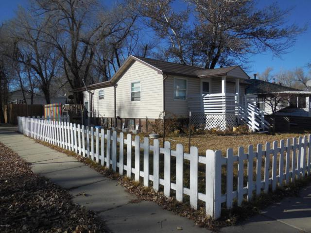 610 Miller Ave S, Gillette, WY 82716 (MLS #18-328) :: Team Properties