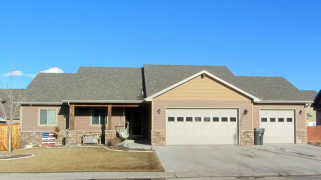 4303 Quarter Circle Ct -, Gillette, WY 82718 (MLS #18-335) :: Team Properties