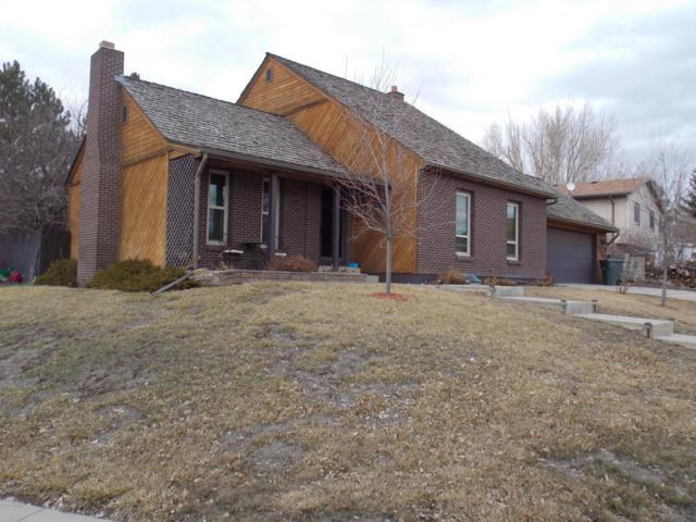 3404 Fitzpatrick Drive -, Gillette, WY 82718 (MLS #18-359) :: Team Properties