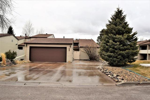 908 Woodland Ave -, Gillette, WY 82716 (MLS #18-368) :: Team Properties