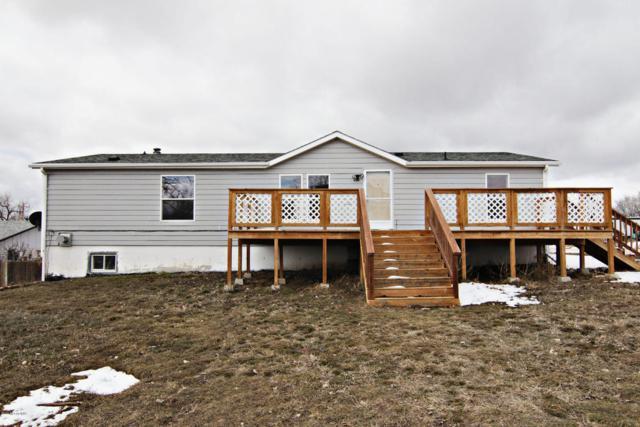 420 Green River Ave -, Moorcroft, WY 82721 (MLS #18-434) :: Team Properties