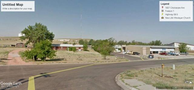 1007 Chickasaw Ave, Gillette, WY 82718 (MLS #18-464) :: Team Properties