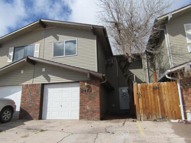 2412 Nogales Way -, Gillette, WY 82716 (MLS #18-490) :: 411 Properties