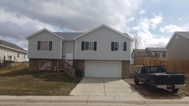 4003 Silver Spur Ave -, Gillette, WY 82718 (MLS #18-523) :: Team Properties