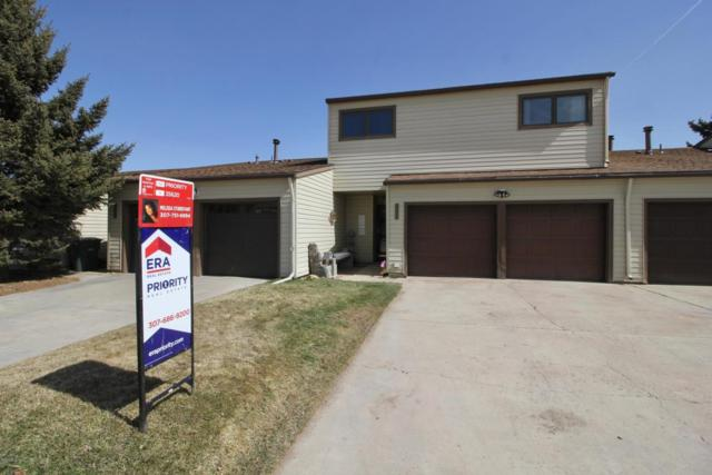 1105 Terrace Cir -, Gillette, WY 82716 (MLS #18-527) :: Team Properties