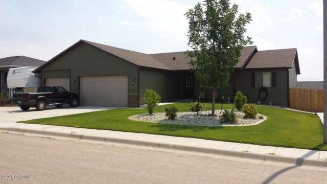 1404 Manchester Street -, Gillette, WY 82716 (MLS #18-544) :: 411 Properties