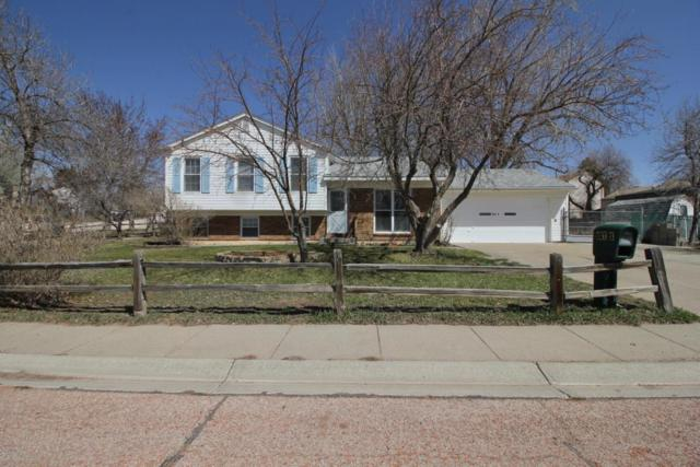 201 E Flying Cir Dr -, Gillette, WY 82716 (MLS #18-553) :: 411 Properties