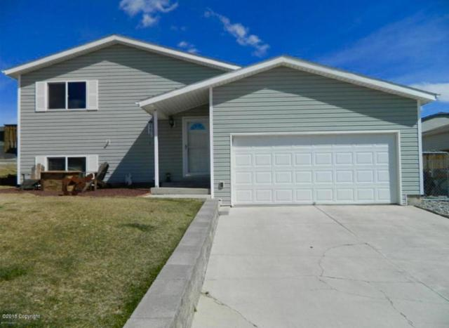 3317 Georgia Cir -, Gillette, WY 82718 (MLS #18-567) :: Team Properties