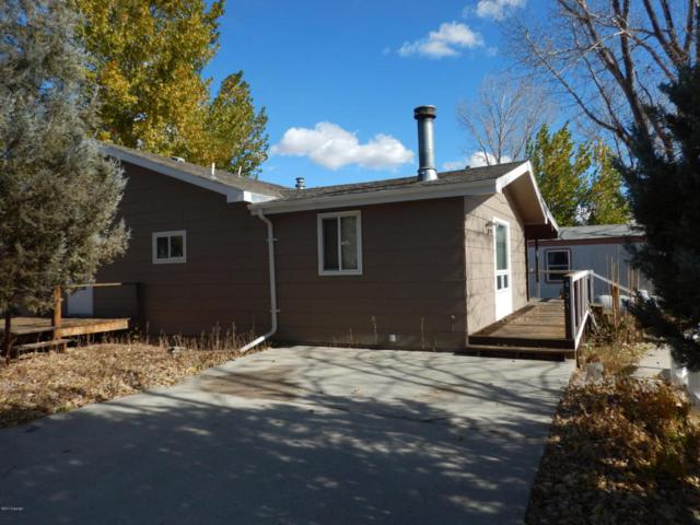 431 2nd Ave W, Ranchester, WY 82839 (MLS #18-582) :: Team Properties