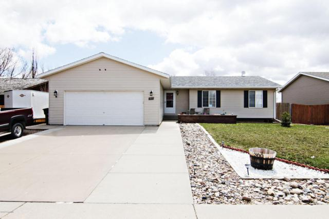 300 Tonk St E, Gillette, WY 82718 (MLS #18-584) :: Team Properties
