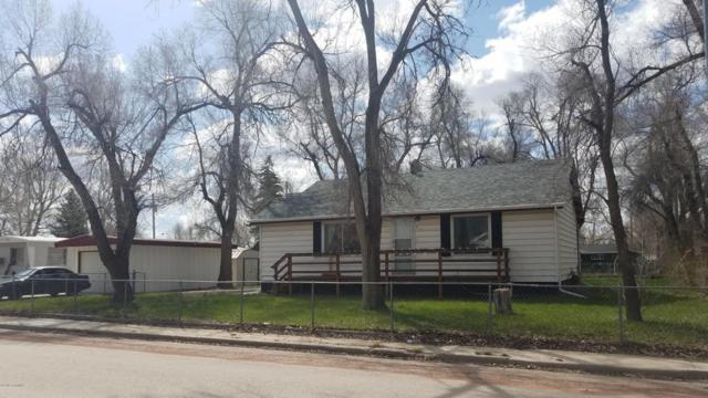 910 E 5th St -, Gillette, WY 82716 (MLS #18-616) :: Team Properties