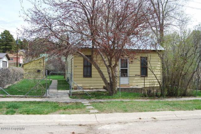 319 S Sonora Ave -, Newcastle, WY 82701 (MLS #18-639) :: Team Properties