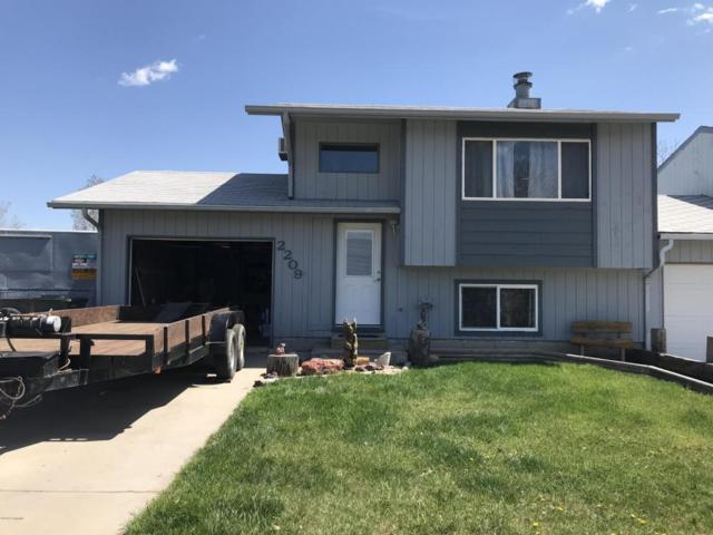 2209 Wagonhammer Ln -, Gillette, WY 82718 (MLS #18-654) :: Team Properties