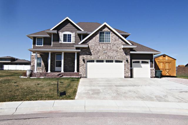 4602 Spur Ct -, Gillette, WY 82718 (MLS #18-659) :: 411 Properties