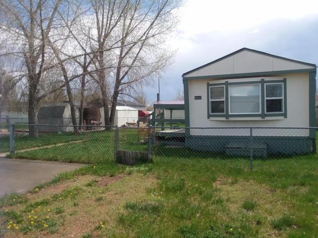 5000 Gordon St -, Gillette, WY 82718 (MLS #18-672) :: 411 Properties
