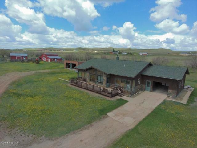 158 Bertha Rd -, Moorcroft, WY 82721 (MLS #18-677) :: Team Properties