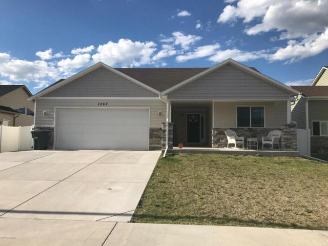1207 Cattail Dr -, Gillette, WY 82718 (MLS #18-722) :: Team Properties
