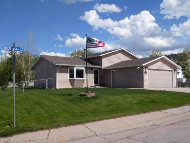 2701 Ridgecrest Dr -, Gillette, WY 82718 (MLS #18-757) :: Team Properties
