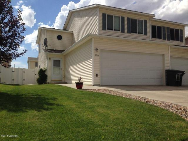 3714 Blue Ave -, Gillette, WY 82718 (MLS #18-780) :: 411 Properties