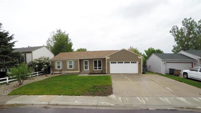 2609 Rose Creek Dr -, Gillette, WY 82718 (MLS #18-806) :: Team Properties