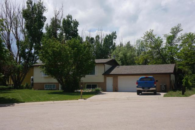 112 Overland Trl -, Gillette, WY 82716 (MLS #18-818) :: Team Properties