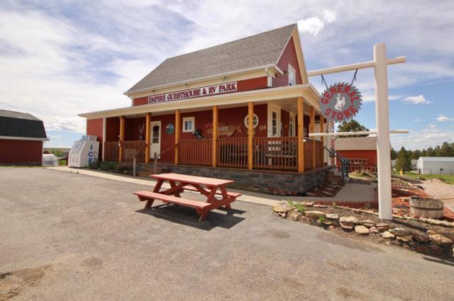 115 Pine Haven Rd -, Pine Haven, WY 82721 (MLS #18-831) :: 411 Properties