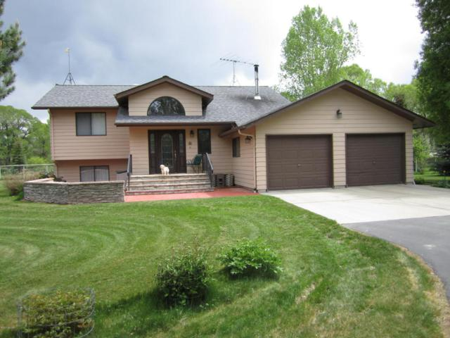 734 Big Goose Rd -, Sheridan, WY 82801 (MLS #18-832) :: 411 Properties