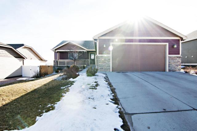 903 Rocking T Dr -, Gillette, WY 82718 (MLS #18-86) :: Team Properties