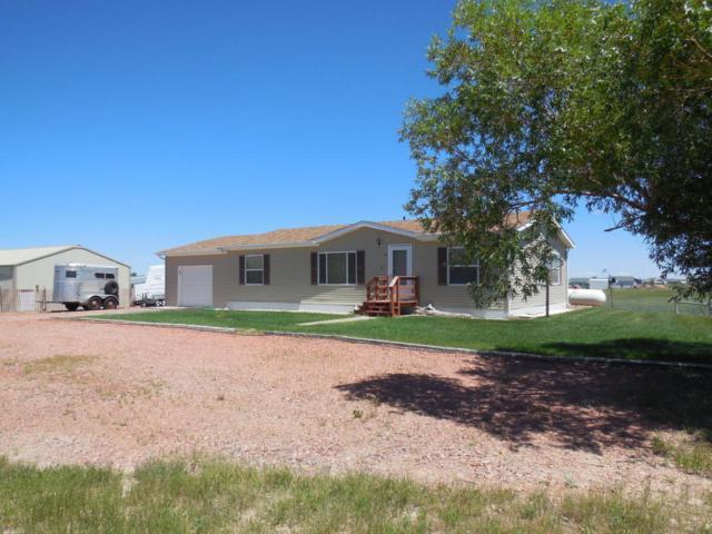 20 Franklin Ave -, Gillette, WY 82716 (MLS #18-903) :: Team Properties