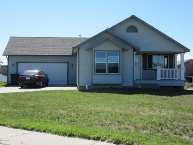 3900 S College Park Ct S, Gillette, WY 82718 (MLS #18-921) :: Team Properties