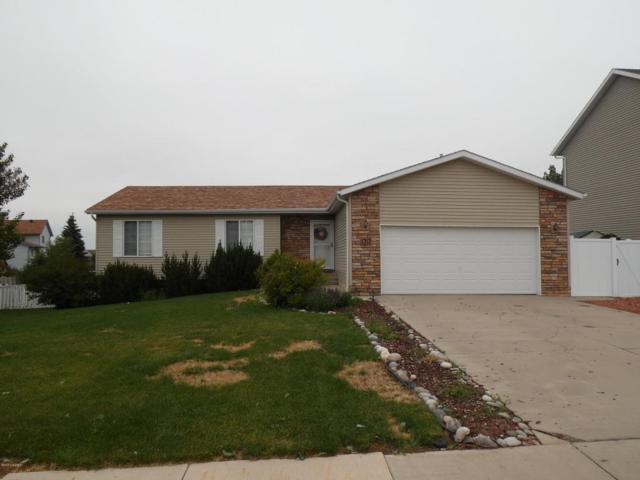 1313 Cedar Creek Dr -, Gillette, WY 82718 (MLS #18-923) :: Team Properties