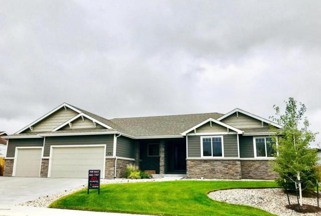 4505 Tate Ave -, Gillette, WY 82718 (MLS #18-927) :: 411 Properties