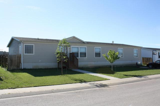 1501 Plumcreek Ave -, Gillette, WY 82716 (MLS #18-942) :: 411 Properties