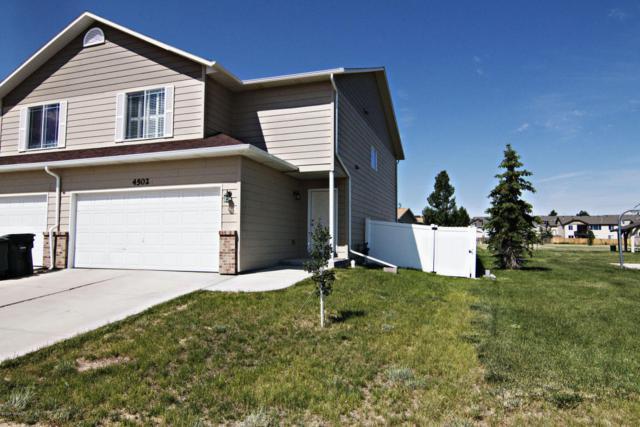 4502 J Cross Ave -, Gillette, WY 82718 (MLS #18-943) :: 411 Properties