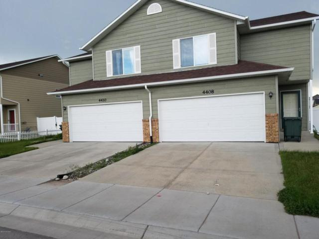 4408/4410 J Cross Ave, Gillette, WY 82718 (MLS #18-994) :: Team Properties