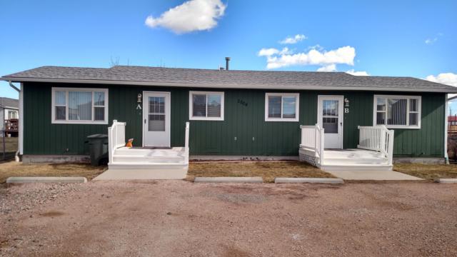 3804 Tepee St, Gillette, WY 82718 (MLS #19-1057) :: Team Properties
