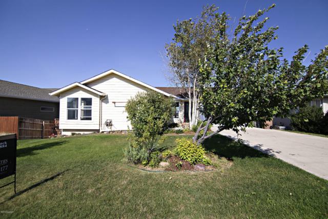 4206 Longhorn Ave -, Gillette, WY 82718 (MLS #19-1123) :: Team Properties